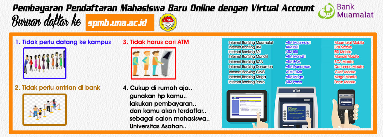 Virtual Account Bank Muamalat